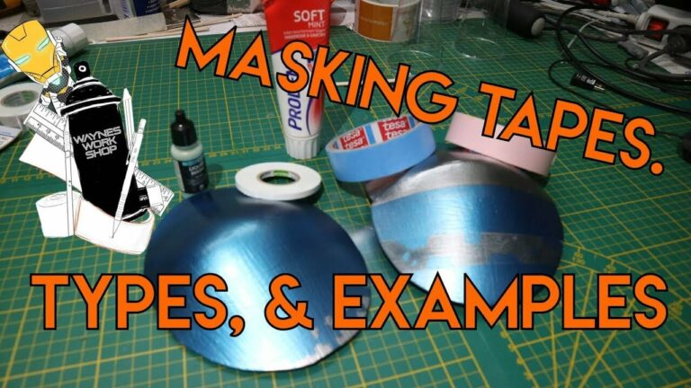 YouTube Masking Tapes Many Types And Exampl