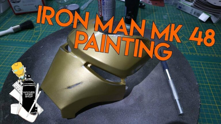 YouTube Painting The Mk Faceplate Tips