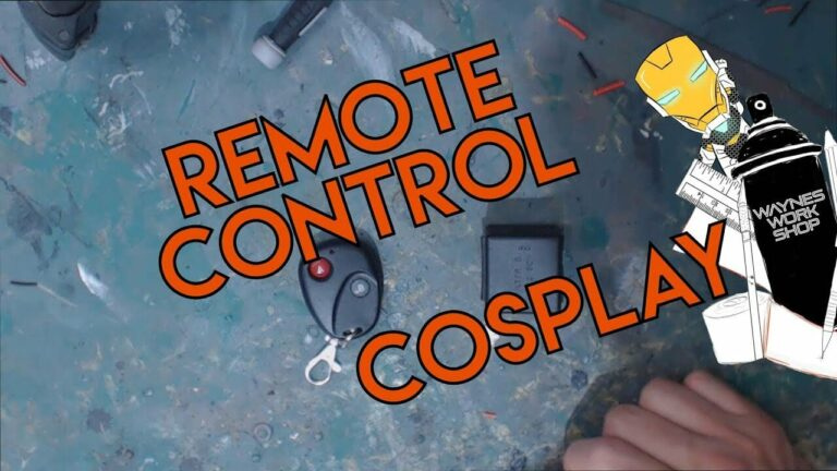 YouTube Remote Controlled Cosplay