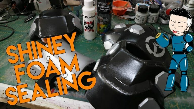 YouTube Shiny Foam Sealing Flexible And No