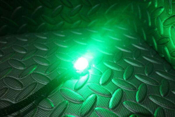 Cosplay Smoke Bright LED addon green